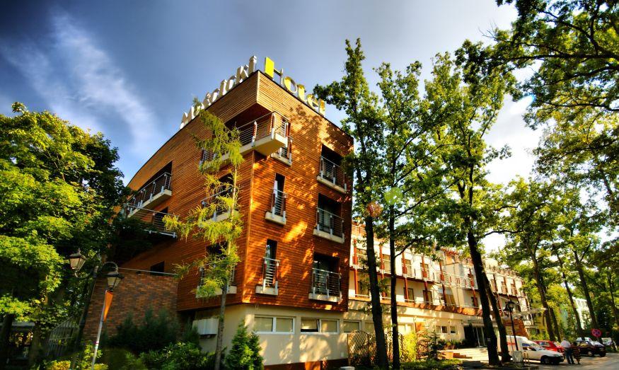 Hotel Mościcki